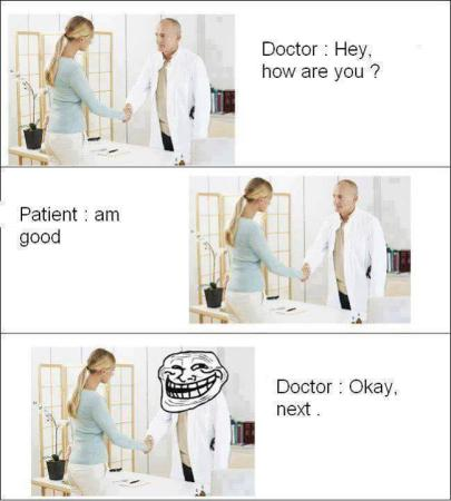 Funny Doctor Joke - Funny Images & Photos