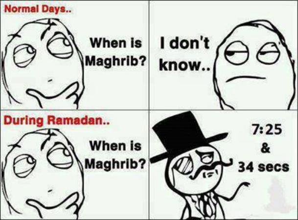 Funny Ramadan Truth