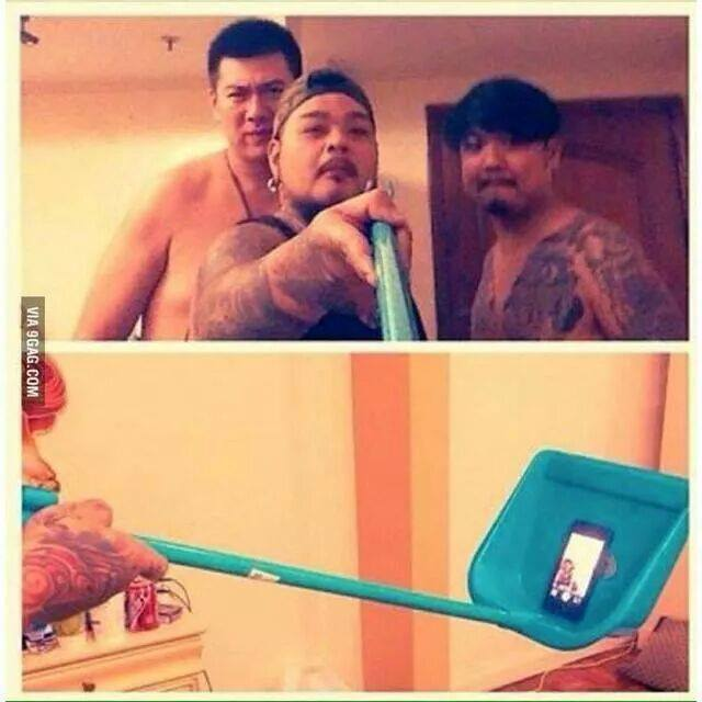 Funny Selfie Stand