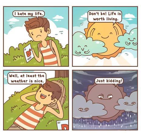 Funny Weather Joke