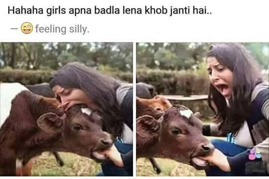 Girls Apna Badla Lena Khoob Janti Hain