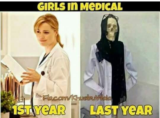 Girls In Medical