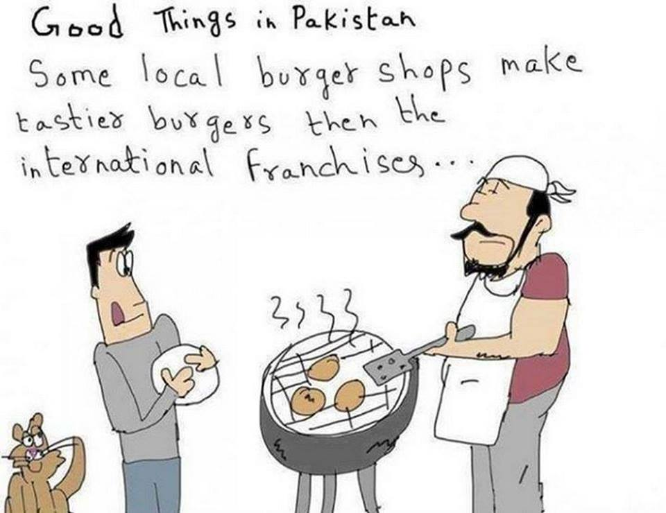 Good Things Of Pakistan