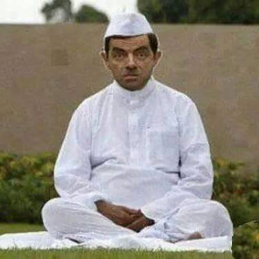 Haji Mr. Bean