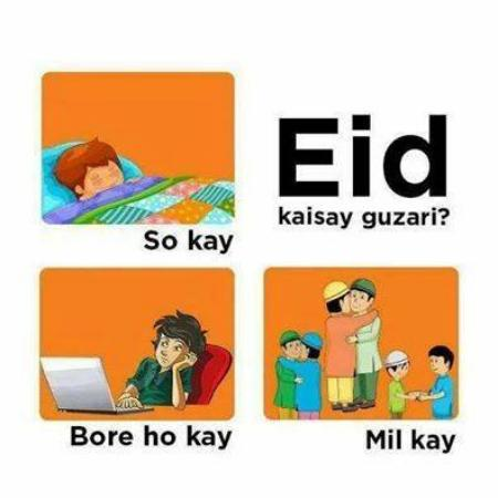 How Did You Spend Your Eid Holidays