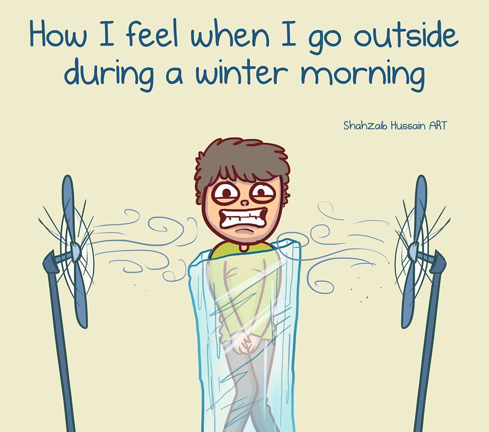 How I Feel In Winters
