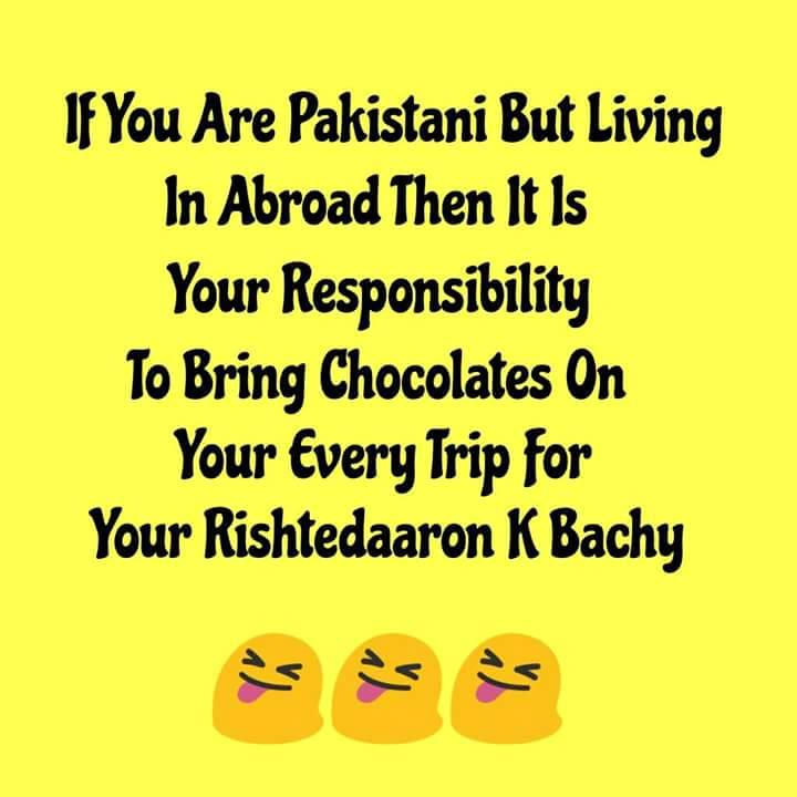 If You Are Living In Abroad