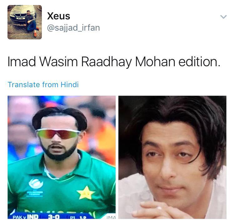Imad Wasim Raadhay Mohan Edition