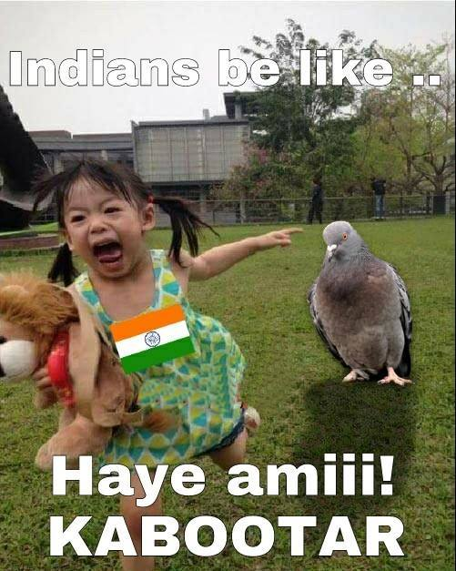 Indians Be Like