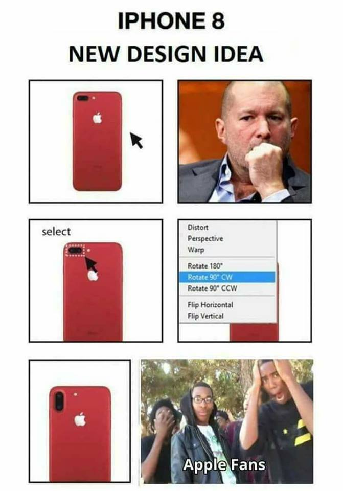 new iphone funny