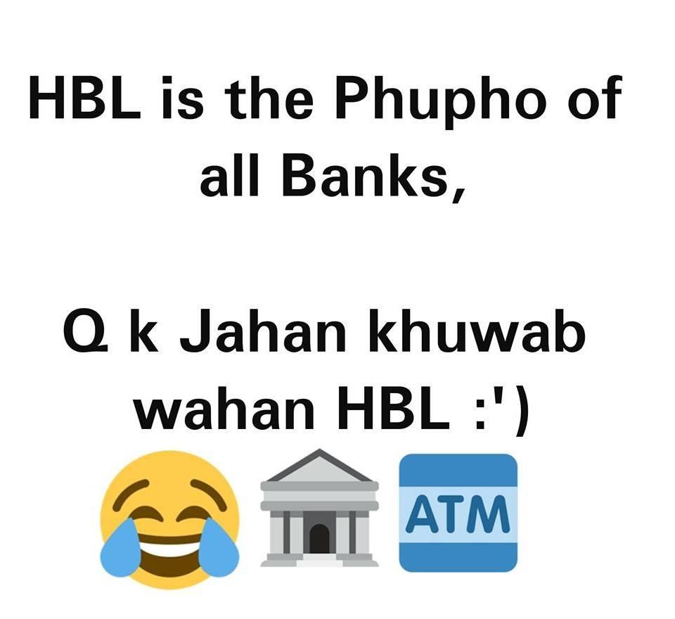 Jahan Khuwab Wahan HBL
