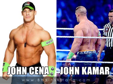 John Cena Vs John Kamar