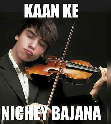 Kaan Kai Nechay Bajana
