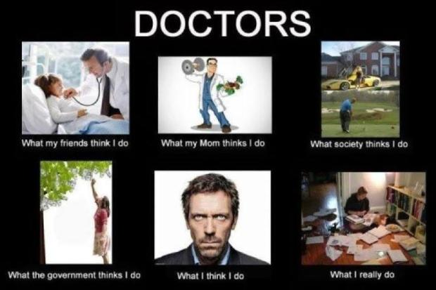 Life Of A Doctor