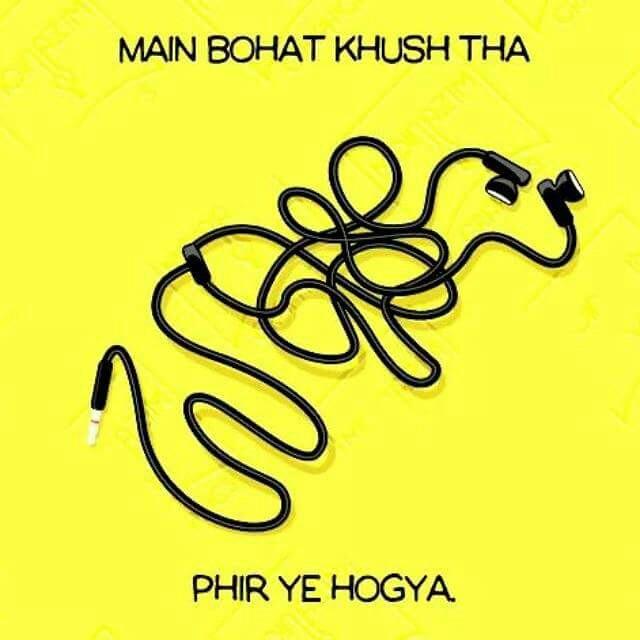 Me Khush Tha Lekin