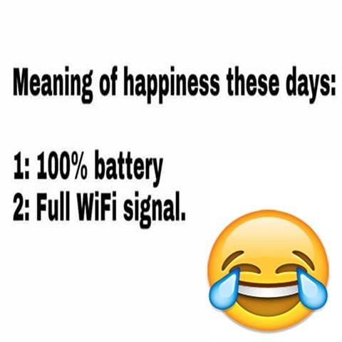 Meaning Of Happiness These Days