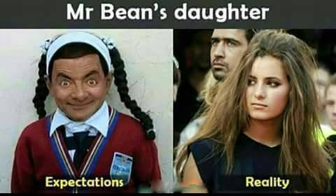 Mr. Bean's Daughter