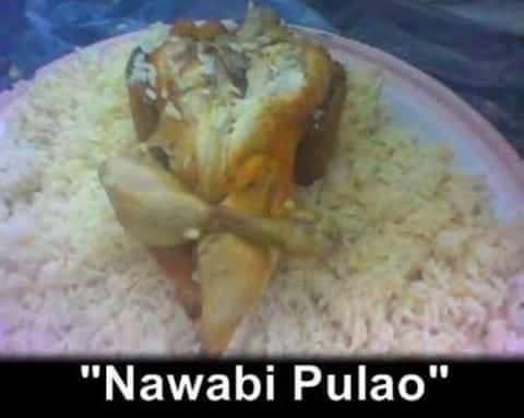 Nawabi Pulao