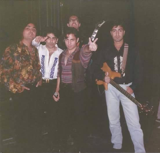 Old Click Of Famous Band Awaz