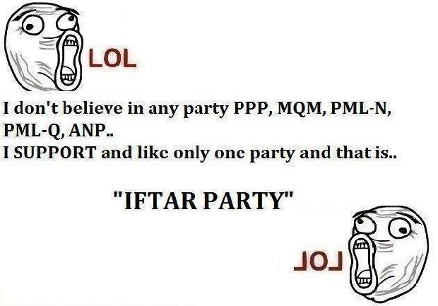 Only Iftar Party