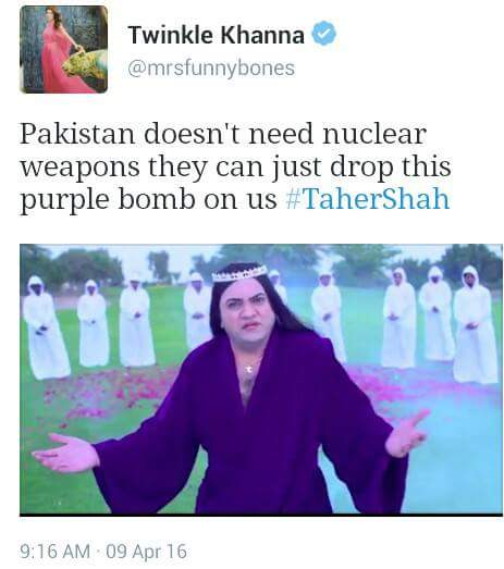 Pakistan Doesn't Need Nuclear Weapon