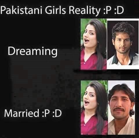 Pakistani Girls Reality