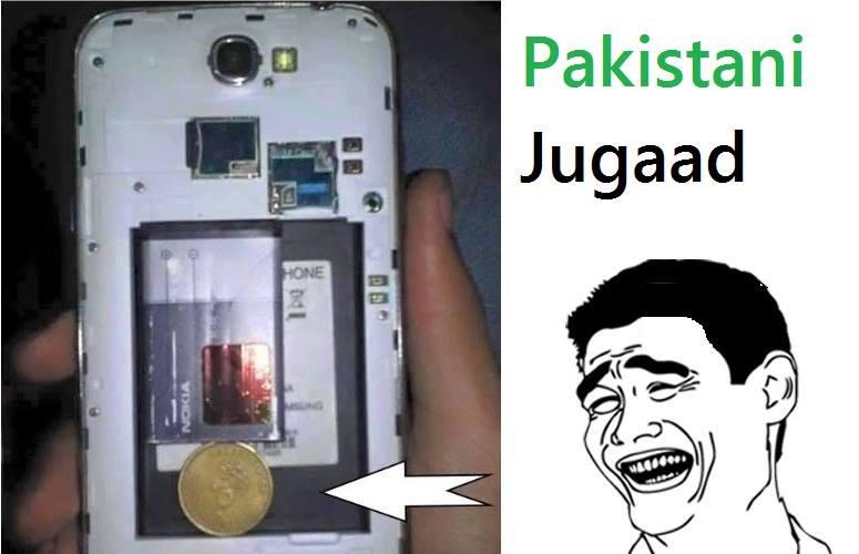 Pakistani Jugaar