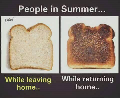People In Summer