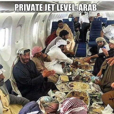 Private Jet Level