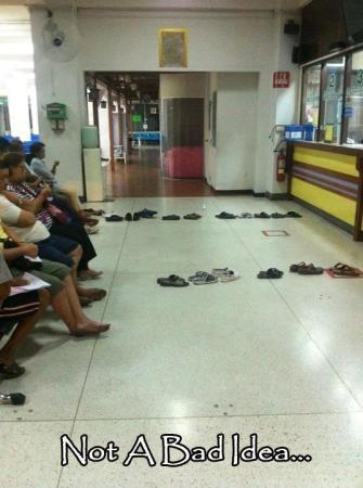 Queue Thai Level