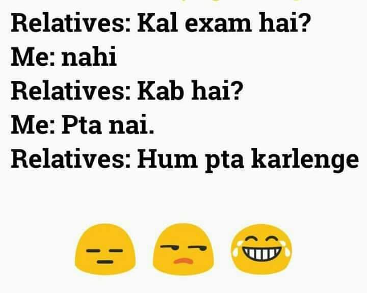 Relatives Be Like