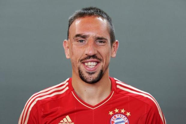 ribery   famous footballer from france   football images
