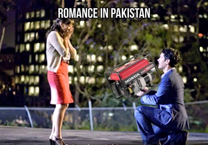 Romance In Pakistan