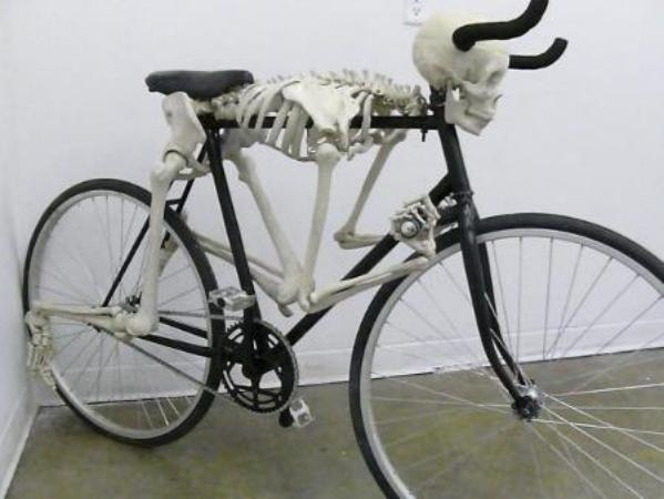 Skeletal Ride