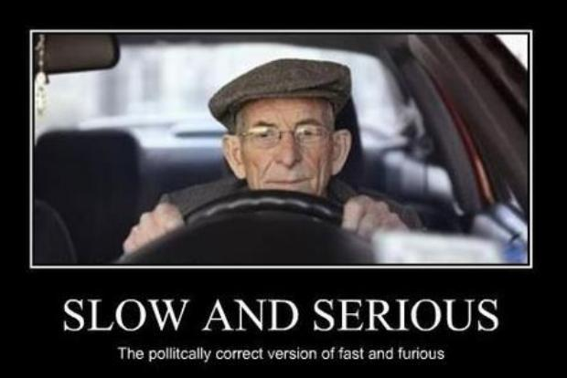 Slow & Serious