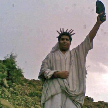 Statue of Liberty - Pakistani Version