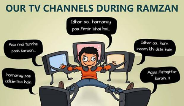 TV Channels In Ramadan