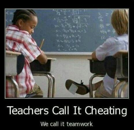 Teacher Call It..............