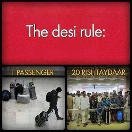 The Desi Rules