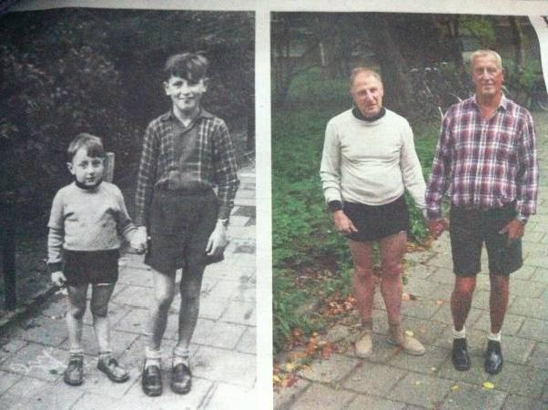The Effect of 60 Years