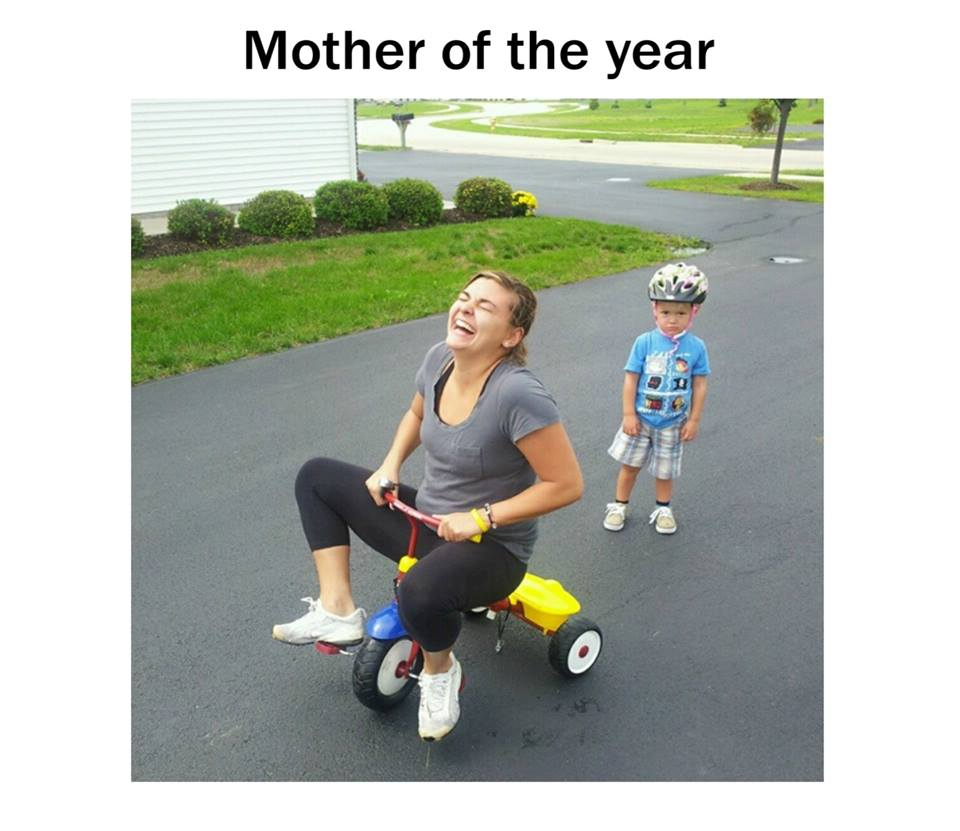 The Mother of The Year