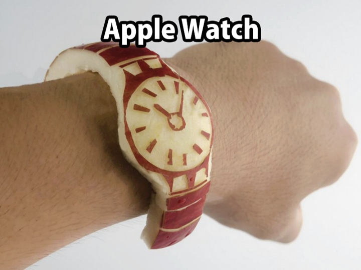 The New Apple iWatch