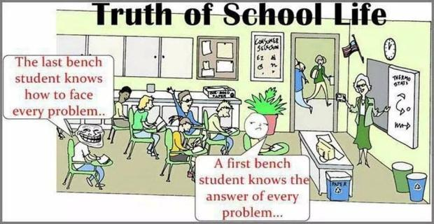 The Truth Of School Life