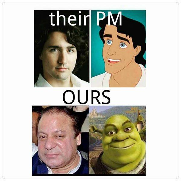 Their PM Our PM