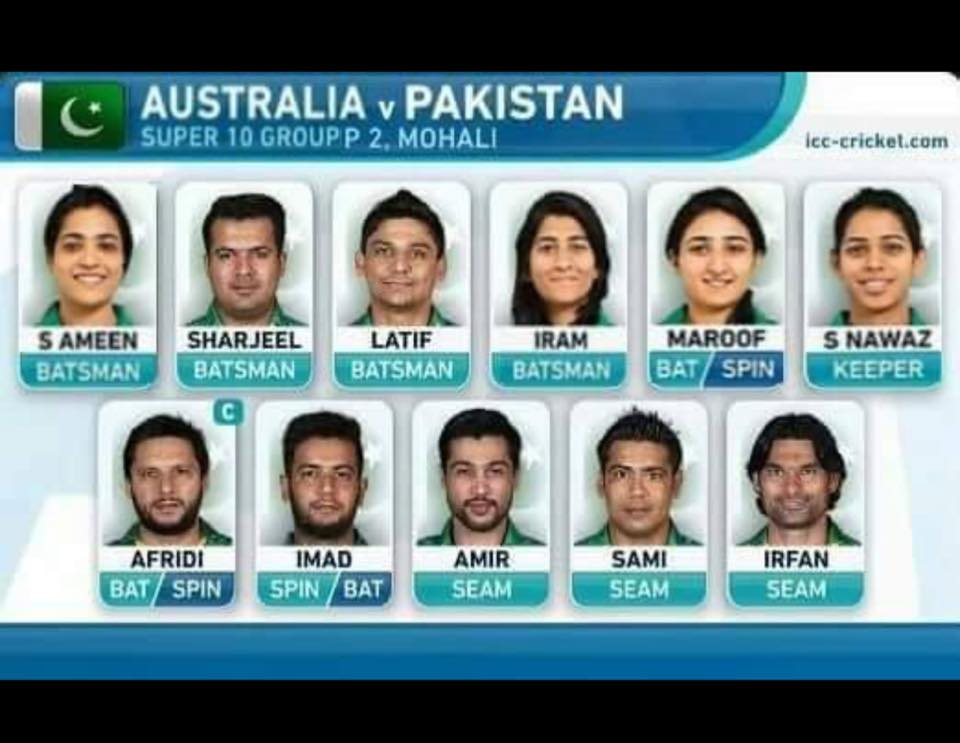 This is how we can beat Australia today
