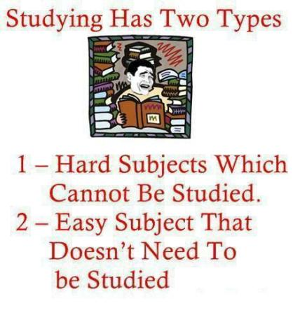 Two Types Of Studies