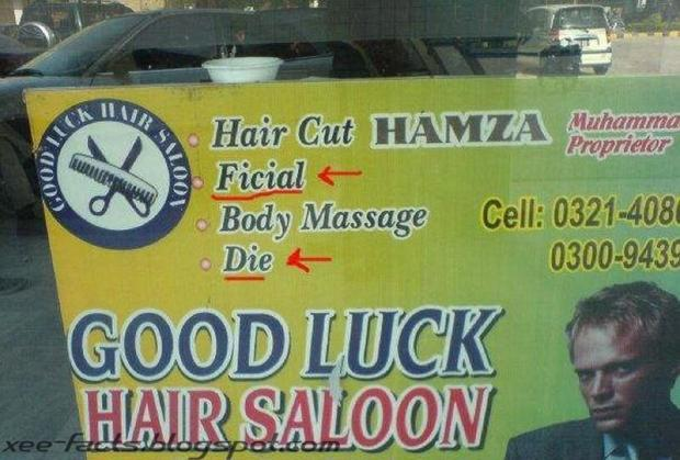 Very Good Luck Saloon