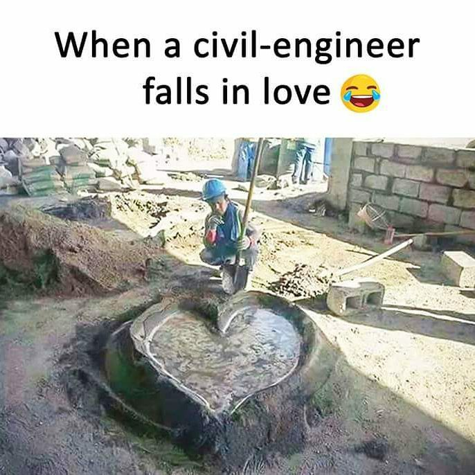 When A Civil Engineer Falls In Love