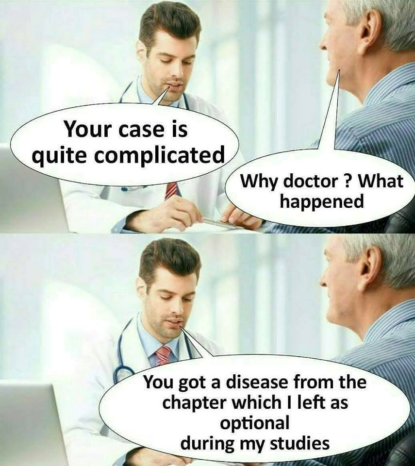 When Doctor Says