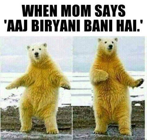 When Mom Says